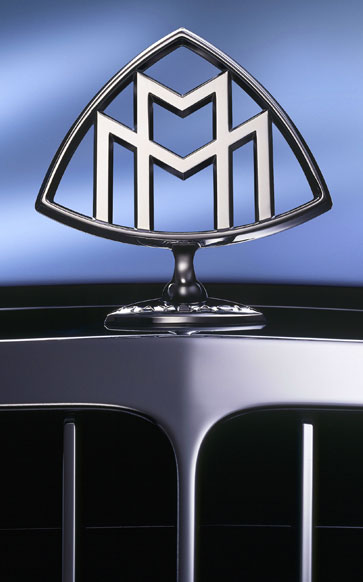 Introducing the Maybach by Daimler