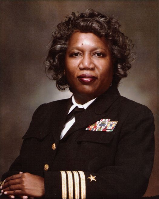 Gail Harris – First Female Captain of the US Navy!
