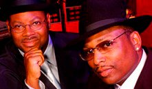 Fashion Profile: Jimmy Jam & Terry Lewis