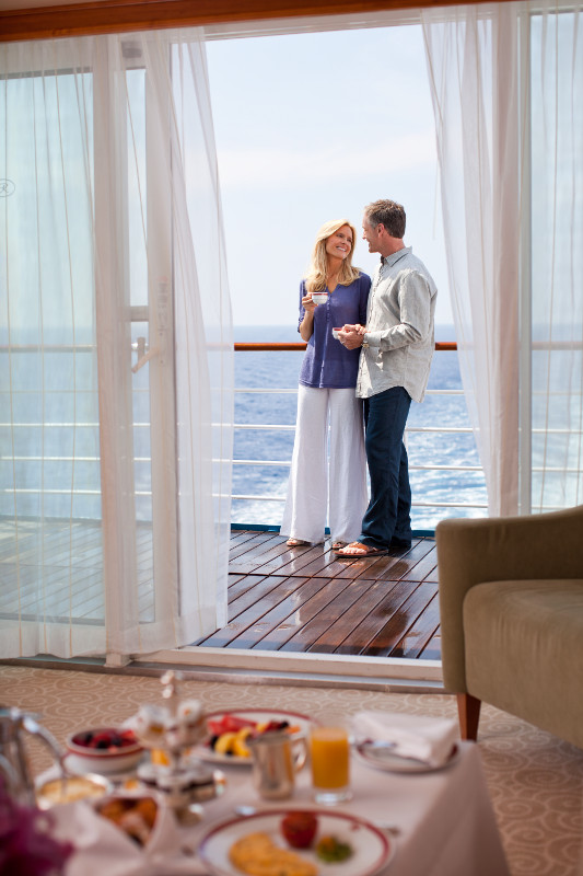 Cruising:  Is It Time to Move Up to Luxury?