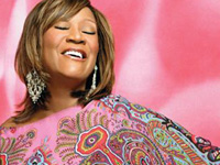 Patti Labelle in pink