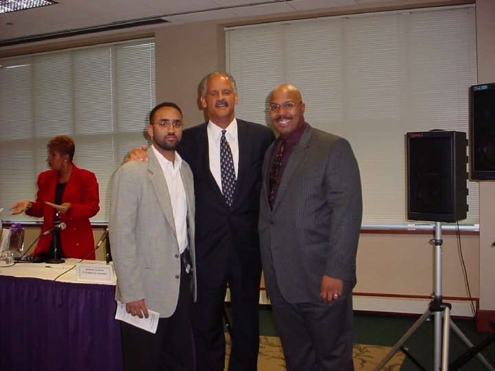 How I met Stedman and Oprah Before Facebook