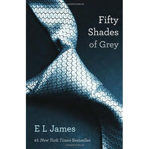 The Popularity of 50 Shades of Grey