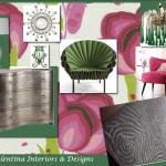 Emerald PinkSilver