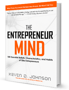 Kevin Johnson on the Entrepreneur Mind