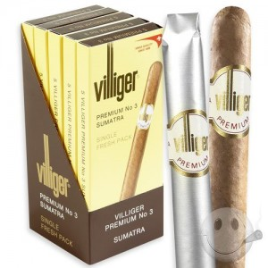 Villiger Premium cigars - A Review