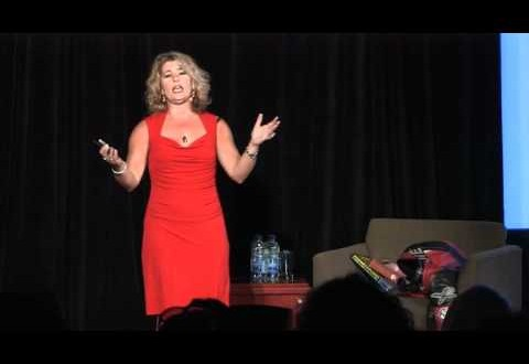 Nadine Lajoie – International Speaker