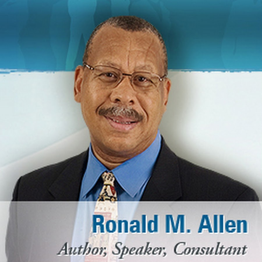 Ronald Allen – Helping You Manage Change Successfully