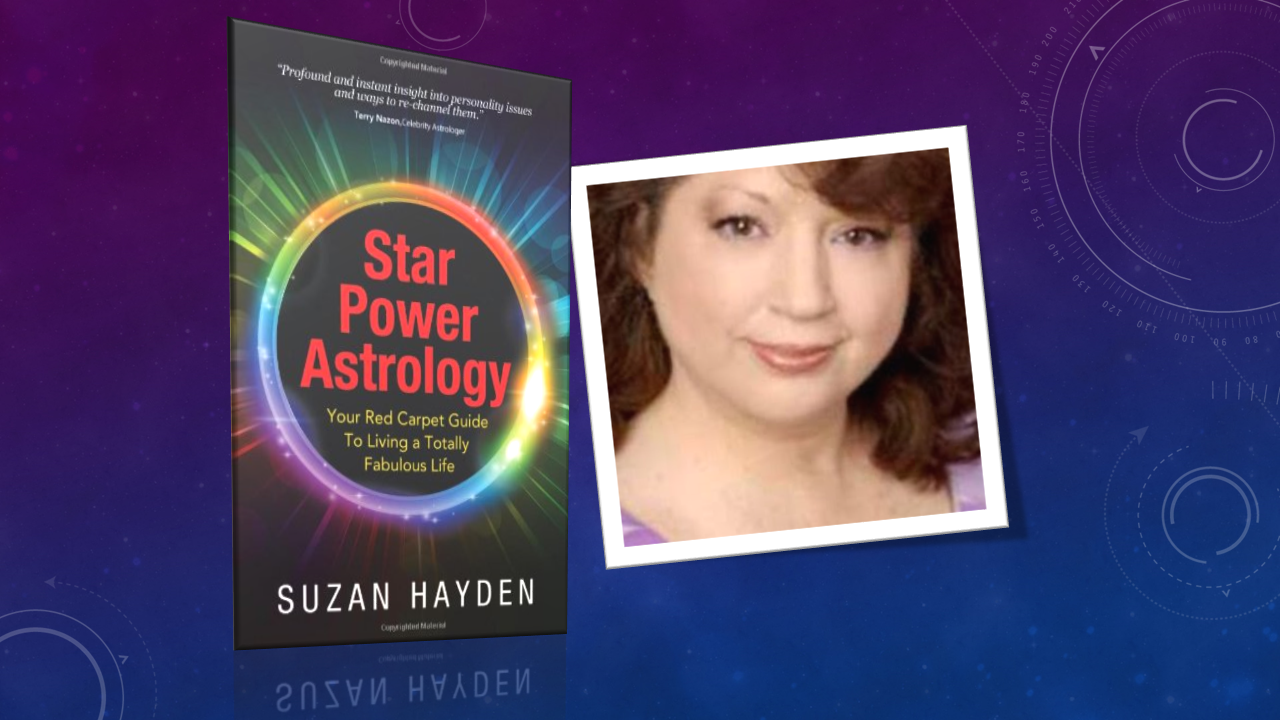 Suzan Hayden and the Star Power Astrology
